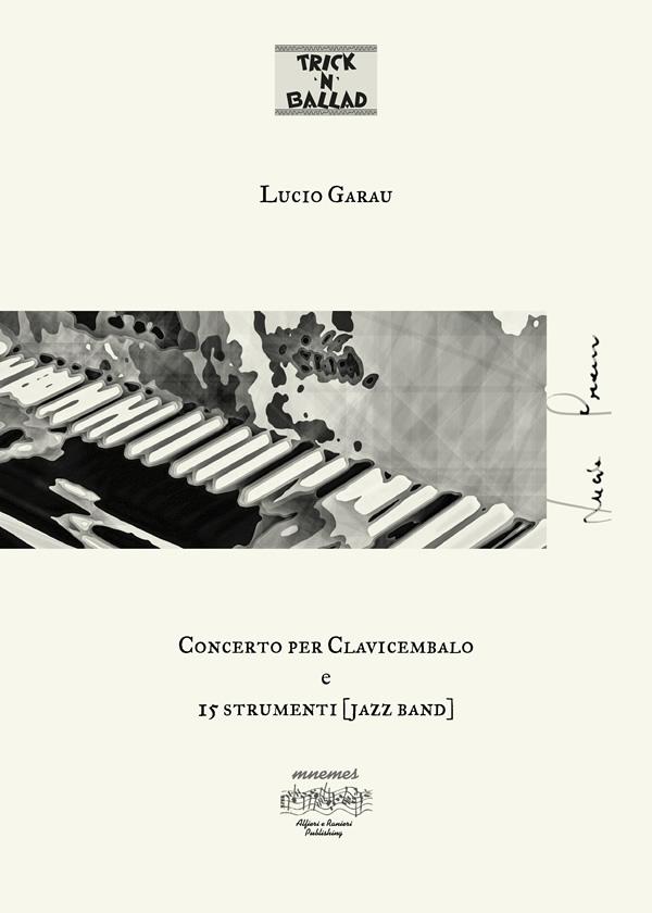 Concerto per clavicembalo e 15 strumenti jazz