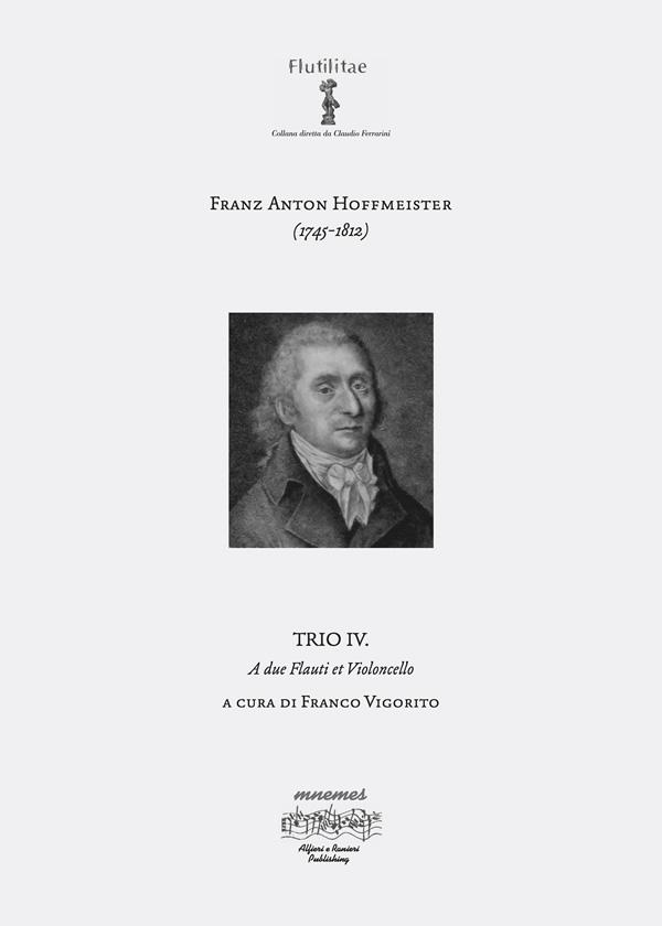 Trio IV Franz Anton Hoffmeister