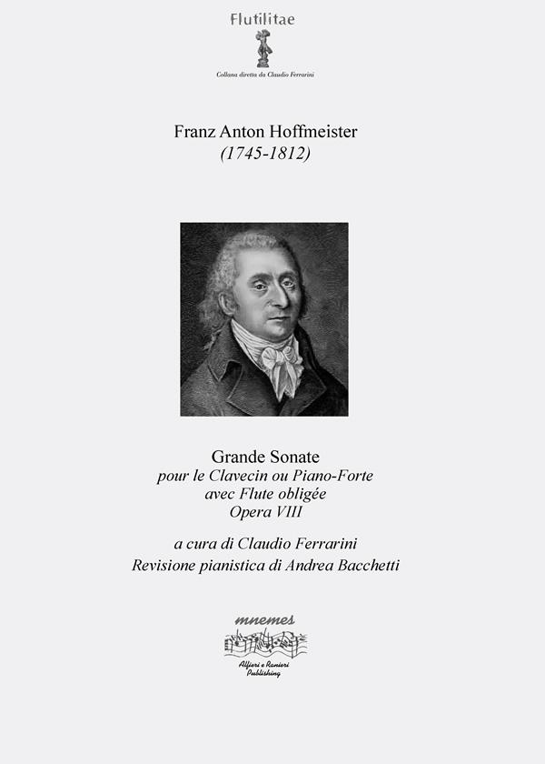 Grande sonate op. VIII franz anton hoffmeister