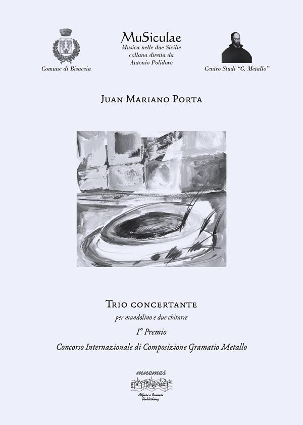 Trio concertante Juan mariano porta