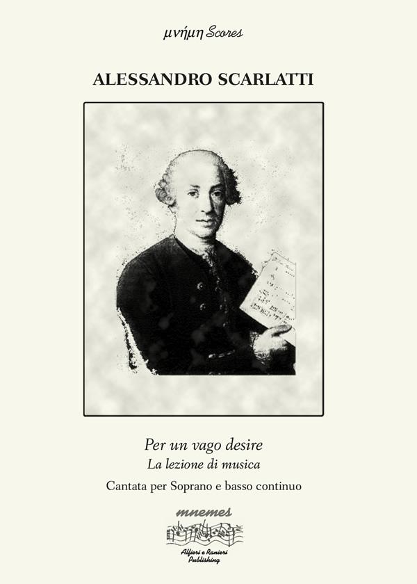 per un vago desire Alessandro scarlatti