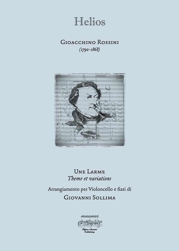Eliodoro Sollima: Une larme (da G. Rossini) Eliodoro Sollima