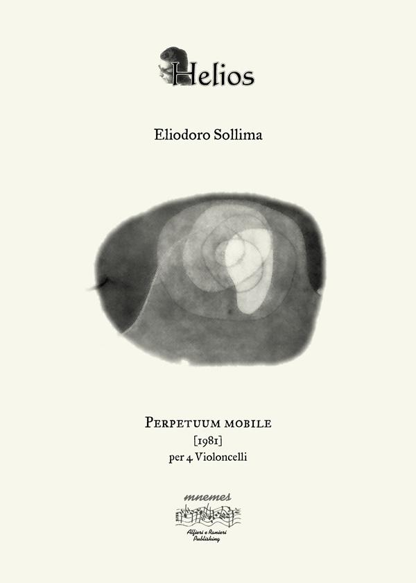 Perpetuum mobile Eliodoro Sollima