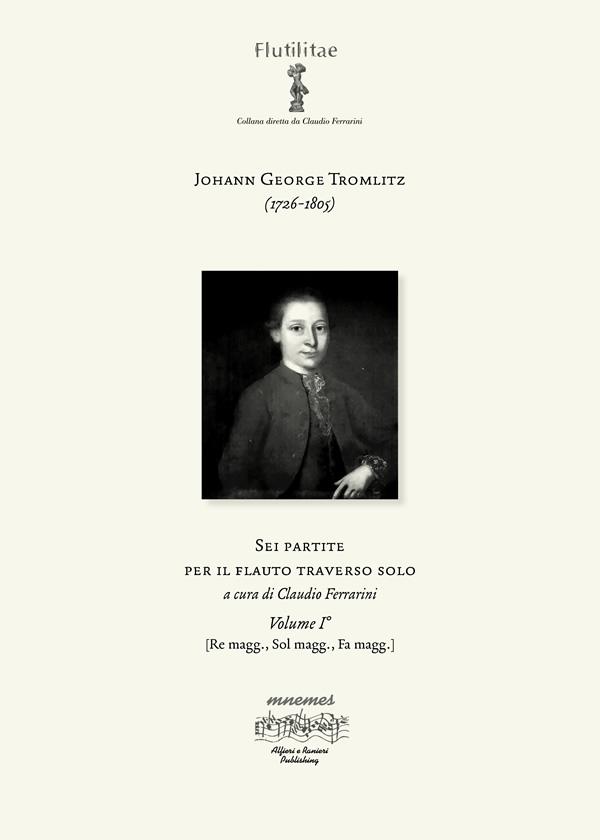 sei 6 partite vol I Johann G tromlitz